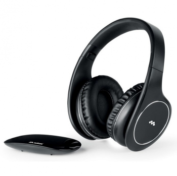 Sluchátka Meliconi HP Easy Digital černá