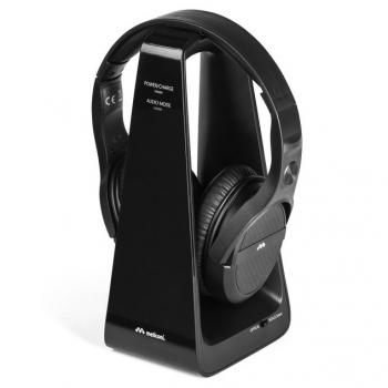 Sluchátka Meliconi HP Digital černá