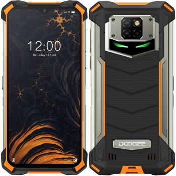 Mobilní telefon Doogee S88 PRO oranžový