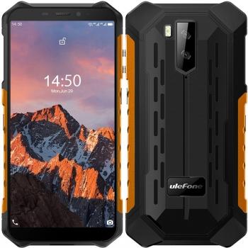 Mobilní telefon UleFone Armor X5 PRO oranžový