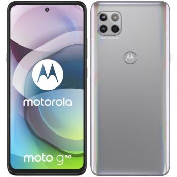 Mobilní telefon Motorola Moto G 5G stříbrný