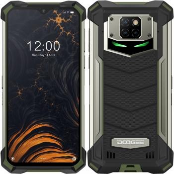 Mobilní telefon Doogee S88 Plus Dual SIM zelený