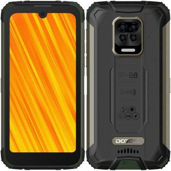 Mobilní telefon Doogee S59 PRO Dual SIM  zelený