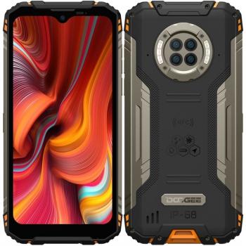 Mobilní telefon Doogee S96 PRO Dual SIM oranžový