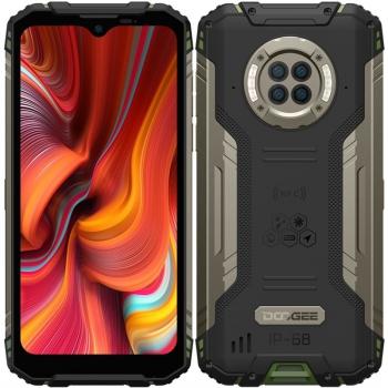 Mobilní telefon Doogee S96 PRO Dual SIM zelený