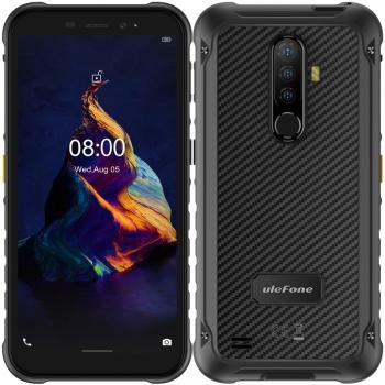 Mobilní telefon UleFone Armor X8 Dual SIM černý
