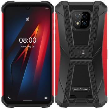 Mobilní telefon UleFone Armor 8 Dual SIM červený