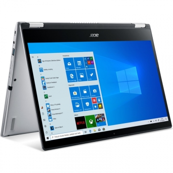 Notebook Acer Spin 3 (SP314-21-R3XH) stříbrný