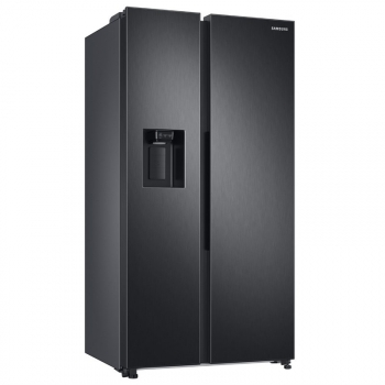 Americká lednice Samsung RS68A8841B1/EF černá