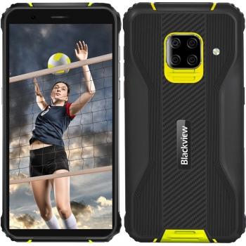 Mobilní telefon iGET Blackview GBV5100 žlutý