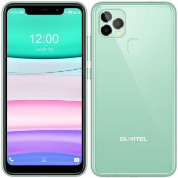 Mobilní telefon Oukitel C22  zelený