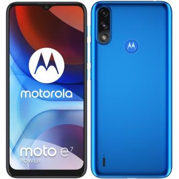 Mobilní telefon Motorola Moto E7 Power modrý