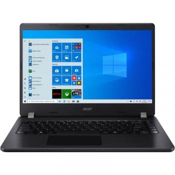 Notebook Acer TravelMate P2 (TMP214-52-33L5) - model určen pro žáky, učitele a školy černý