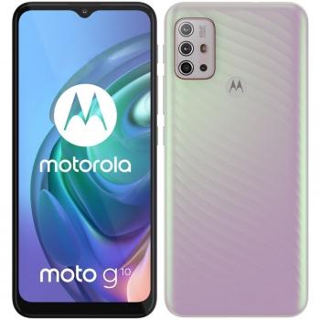 Mobilní telefon Motorola Moto G10 - Iridescent Pearl