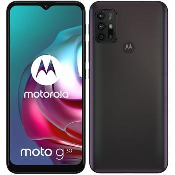 Mobilní telefon Motorola Moto G30 černý