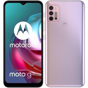 Mobilní telefon Motorola Moto G30 - Pastel Sky