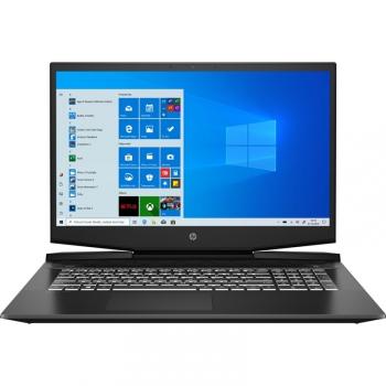 Notebook HP Pavilion Gaming 17-cd1020nc černý