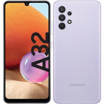 Mobilní telefon Samsung Galaxy A32 fialový