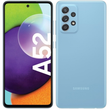 Mobilní telefon Samsung Galaxy A52 256 GB modrý