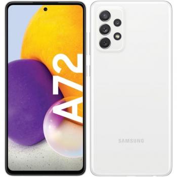 Mobilní telefon Samsung Galaxy A72 bílý