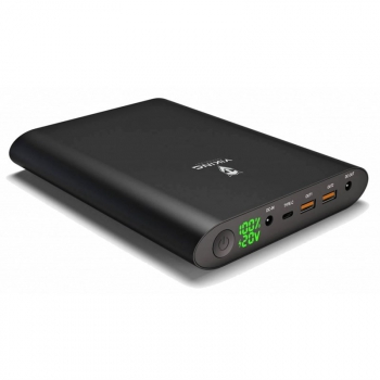 Powerbank Viking Smartech II QC 3.0 40 000mAh černá
