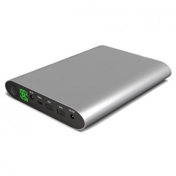 Powerbank Viking Smartech II QC 3.0 40 000mAh šedá