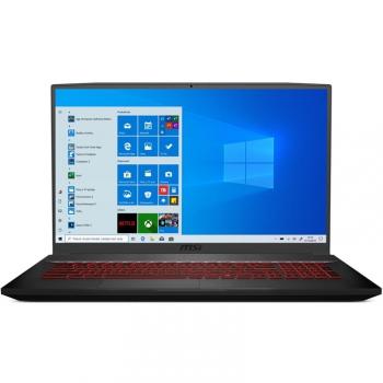 Notebook MSI GF75 Thin 10SER-493CZ černý