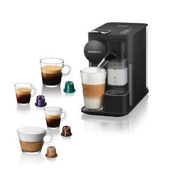 Espresso DeLonghi Nespresso Lattissima One EN 510.B černé + dárek