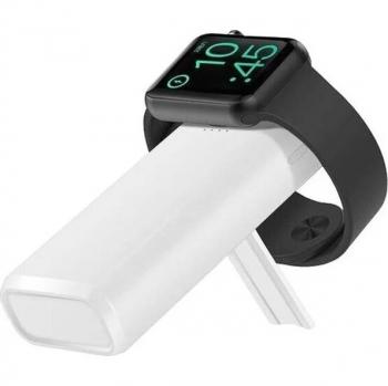 Powerbank COTEetCI 5200mAh pro Apple Watch bílá