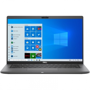 Notebook Dell Latitude 7410 černý