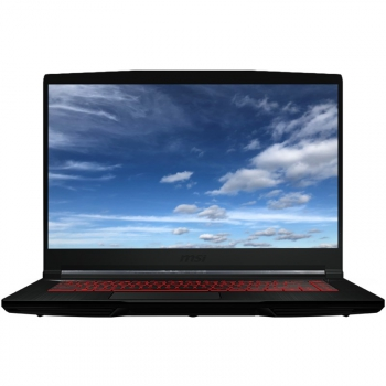 "Notebook MSI GF65 Thin 10UE-200XCZ černý (i5-10200H, 16GB, 512GB, 15.6"", Full HD, bez mechaniky, nVidia GeForce RTX 3060, 6 GB, BT, CAM, bez OS )"