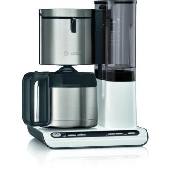 Kávovar Bosch TKA8A681 bílý/nerez