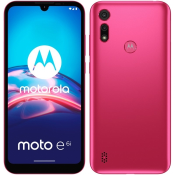 Mobilní telefon Motorola Moto E6i - Rosa
