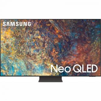 Televize Samsung QE55QN91A stříbrná