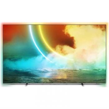 Televize Philips 55OLED705 šedá