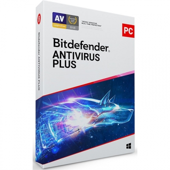 Software Bitdefender Antivirus Plus