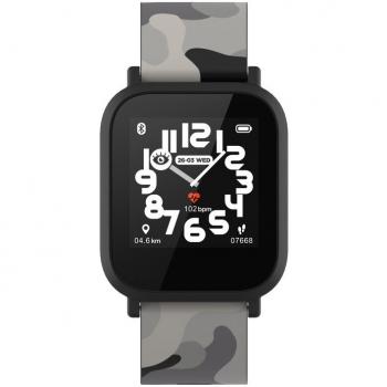 Chytré hodinky Canyon My Dino KW-33 - dětské černý
