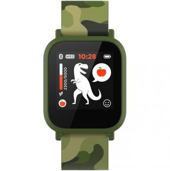 Chytré hodinky Canyon My Dino KW-33 - dětské zelený