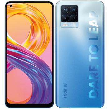 Mobilní telefon realme 8 Pro - Infinite Blue