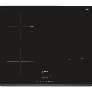 Indukční varná deska Bosch Serie | 4 PUE631BB1E černá