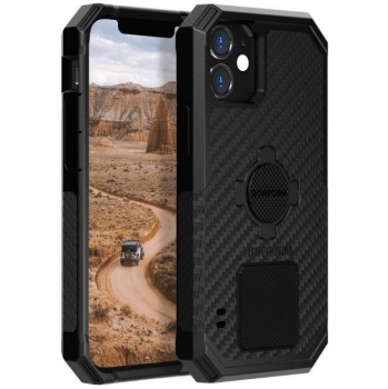 Kryt na mobil Rokform Rugged na Apple iPhone 12 mini černý