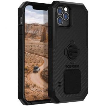 Kryt na mobil Rokform Rugged na Apple iPhone 12 Pro Max černý
