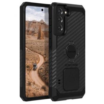 Kryt na mobil Rokform Rugged na Samsung Galaxy S21 5G černý