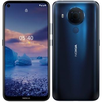 Mobilní telefon Nokia 5.4 modrý