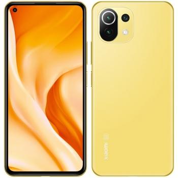 Mobilní telefon Xiaomi Mi 11 Lite 5G 6GB/128GB - Citrus Yellow