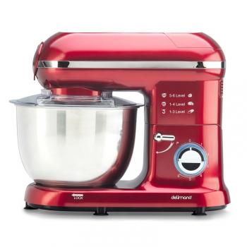 Kuchyňský robot Delimano PRO SM-1519BM červený