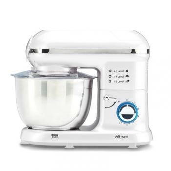 Kuchyňský robot Delimano PRO SM-1519BM bílý