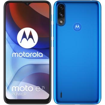 Mobilní telefon Motorola Moto E7i Power modrý