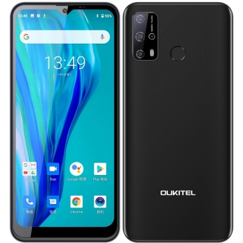 Mobilní telefon Oukitel C23 Pro černý