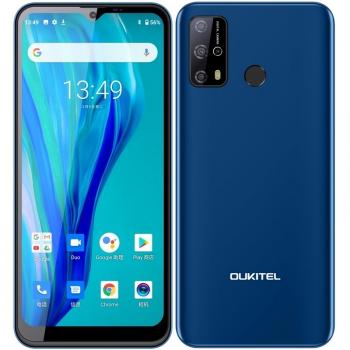 Mobilní telefon Oukitel C23 Pro modrý